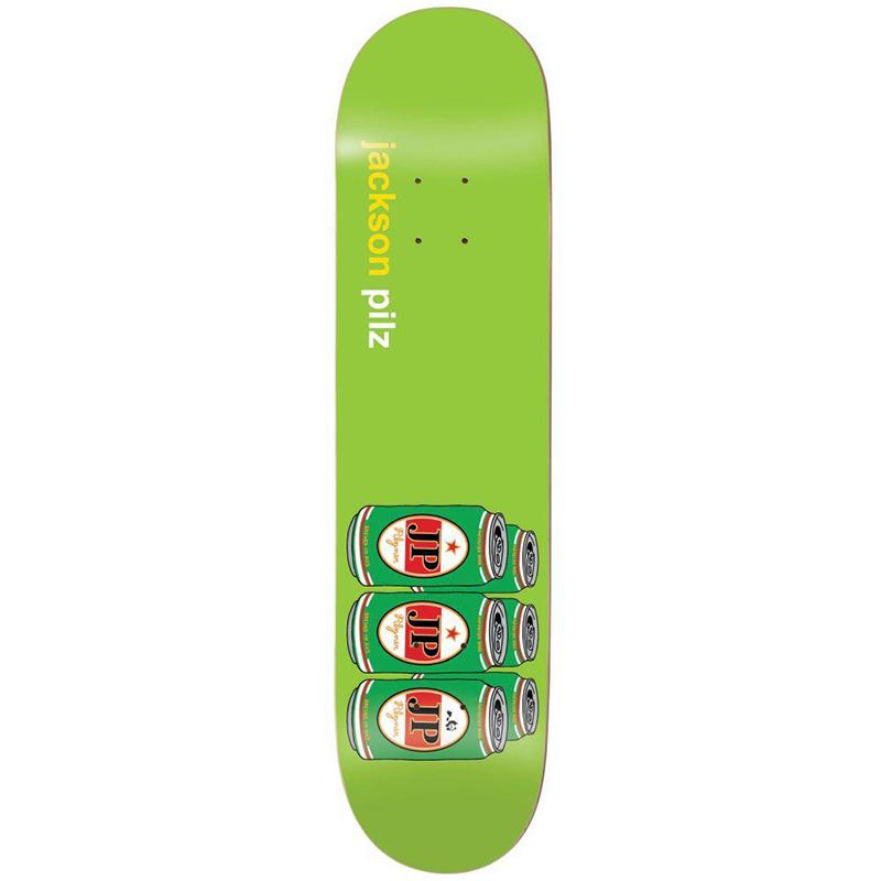 enjoi Pilz Cocktail Impact Light Skateboard Deck 8.25