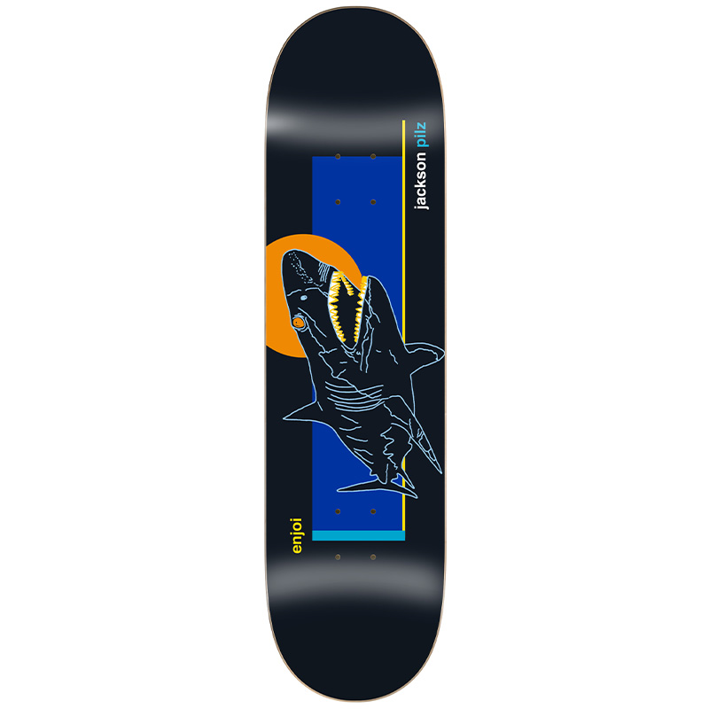 Enjoi Pilz Skart R7 Skateboard Deck 8.25