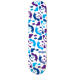 enjoi Repeater HYB Skateboard Deck Cool Blue 8.125
