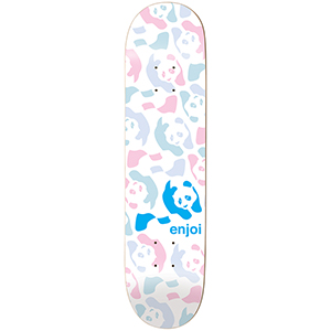 enjoi Repeater HYB Skateboard Deck Pastel 8.125