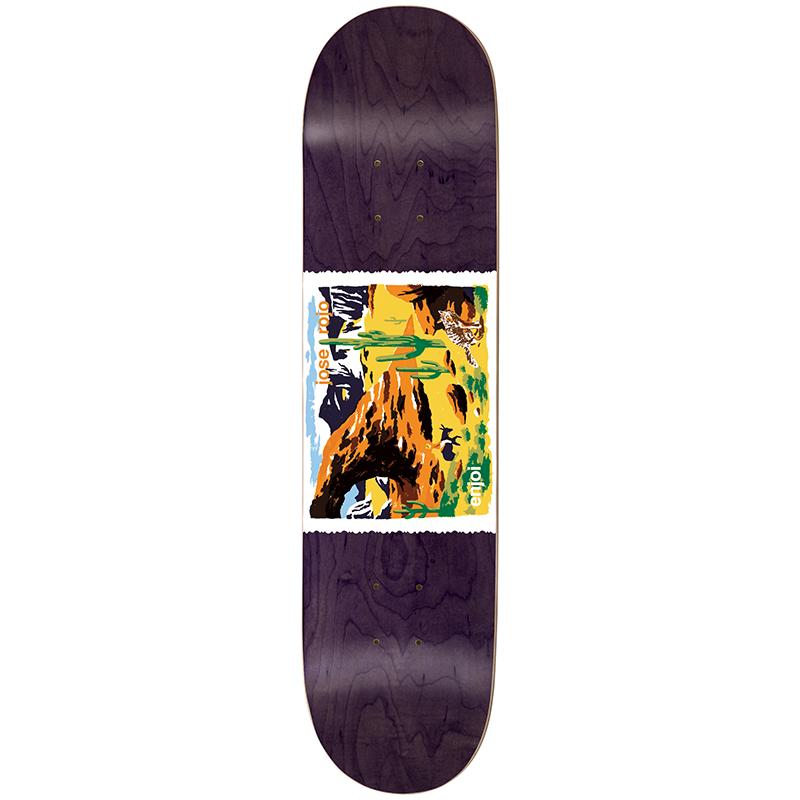 Enjoi Rojo Dog Pooper Wild West R7 Skateboard Deck 8.25