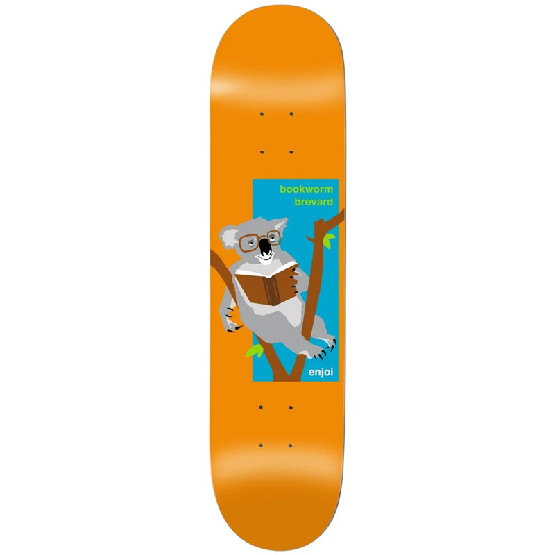 Enjoi Samarria Party Animal R7 Skateboard Deck 8.25
