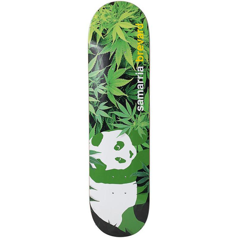 Enjoi Samarria Pro Panda R7 Skateboard Deck 8.0