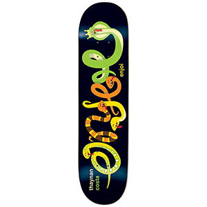 enjoi Thayan Intertwined Impact Light Skateboard Deck 8.25