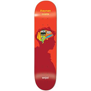 enjoi Thynan Brain Waves R7 Skateboard Deck 8.375