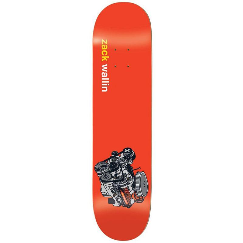 enjoi Wallin Cocktail Impact Light Skateboard Deck 8.625