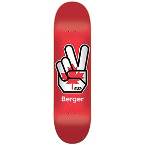Flip Berger Liberty Skateboard Deck 8.0