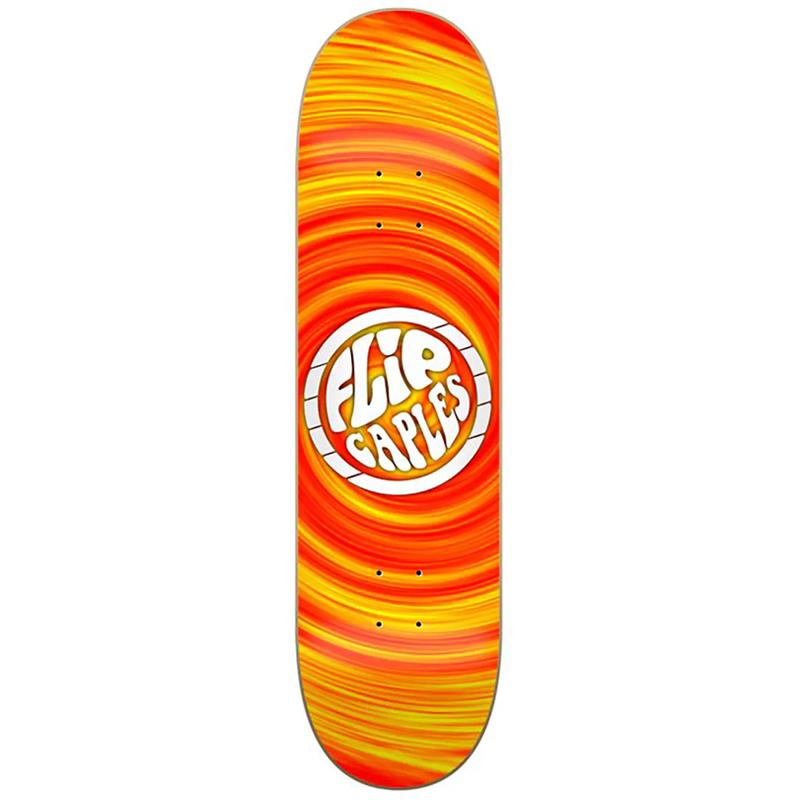Flip Caples Hipnotic Skateboard Deck 8.45