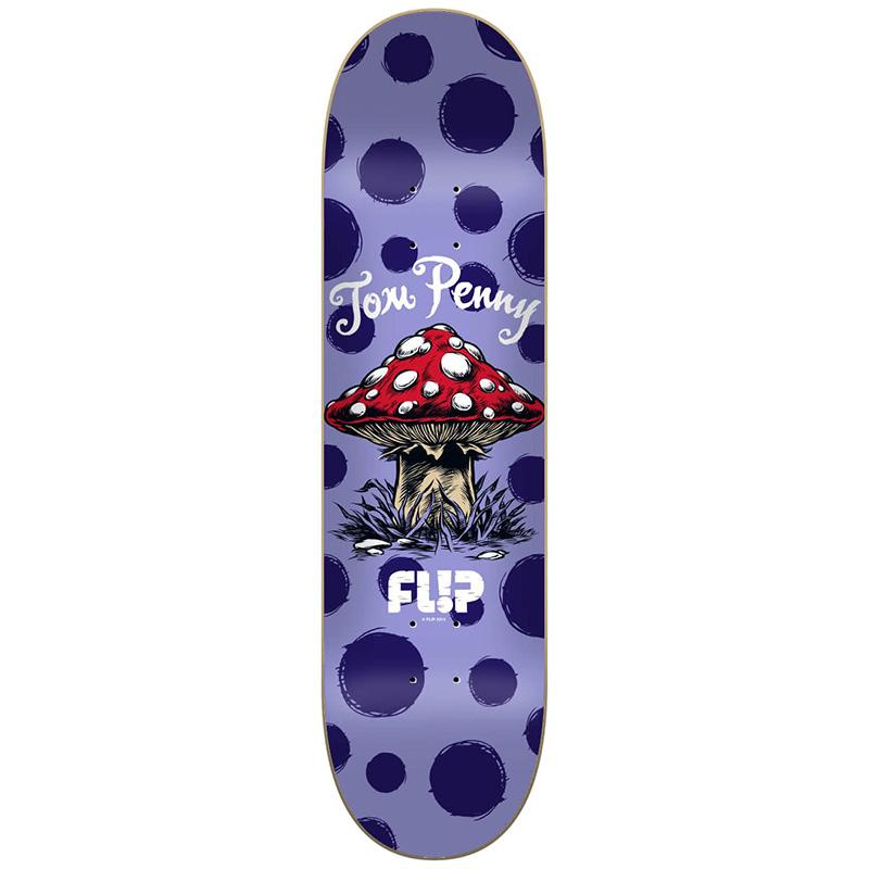 Flip Dots Reboot Skateboard Deck 8.13