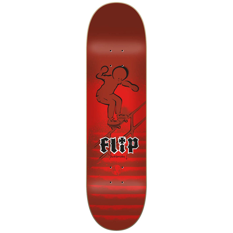 Flip Gonzalez Doughboy Skateboard Deck 8.0