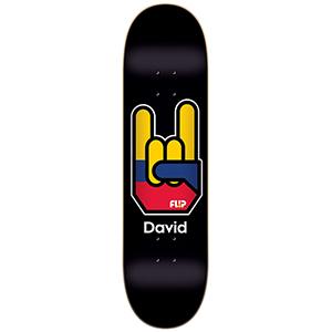 Flip Gonzalez Liberty Skateboard Deck 8.0