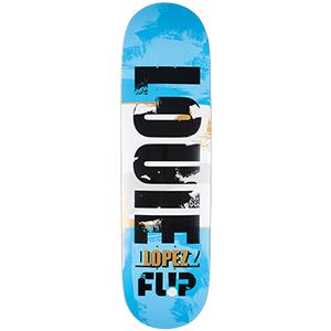 Flip International Lopez Skateboard Deck 8.25