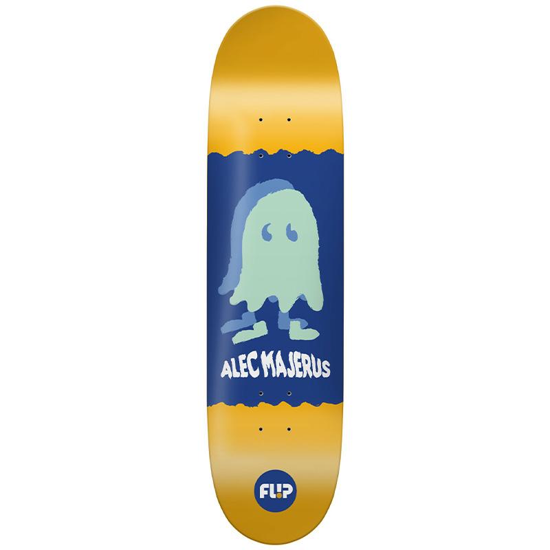 Flip Majerus Block Skateboard Deck 8.25