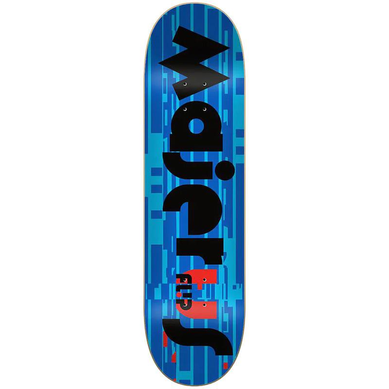 Flip Majerus Glitch Skateboard Deck 8.25