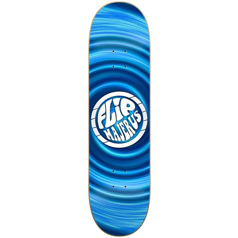 Flip Majerus Hipnotic Skateboard Deck 8.25