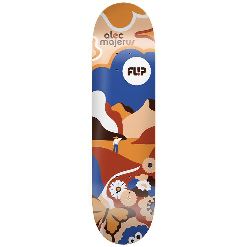Flip Majerus Kaja Skateboard Deck 8.25