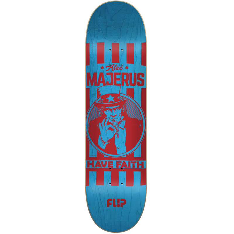 Flip Majerus Two Tone Skateboard Deck 8.25