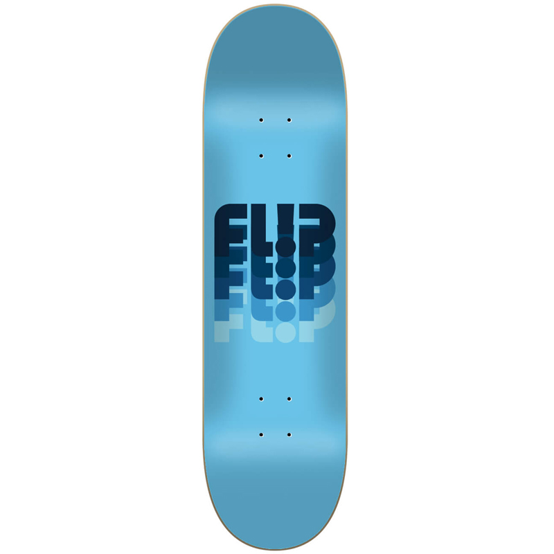 Flip Odyssey Changed Skateboard Deck Blue 8.0