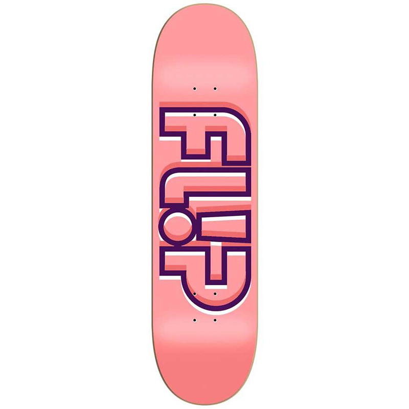 Flip Odyssey Depth Skateboard Deck 8.13