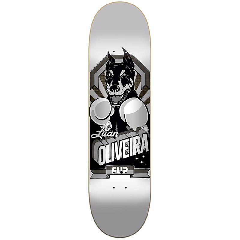 Flip Oliveira Gallery Series Pro Skateboard Deck