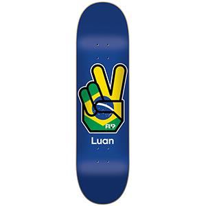 Flip Oliveira Liberty Skateboard Deck 8.13