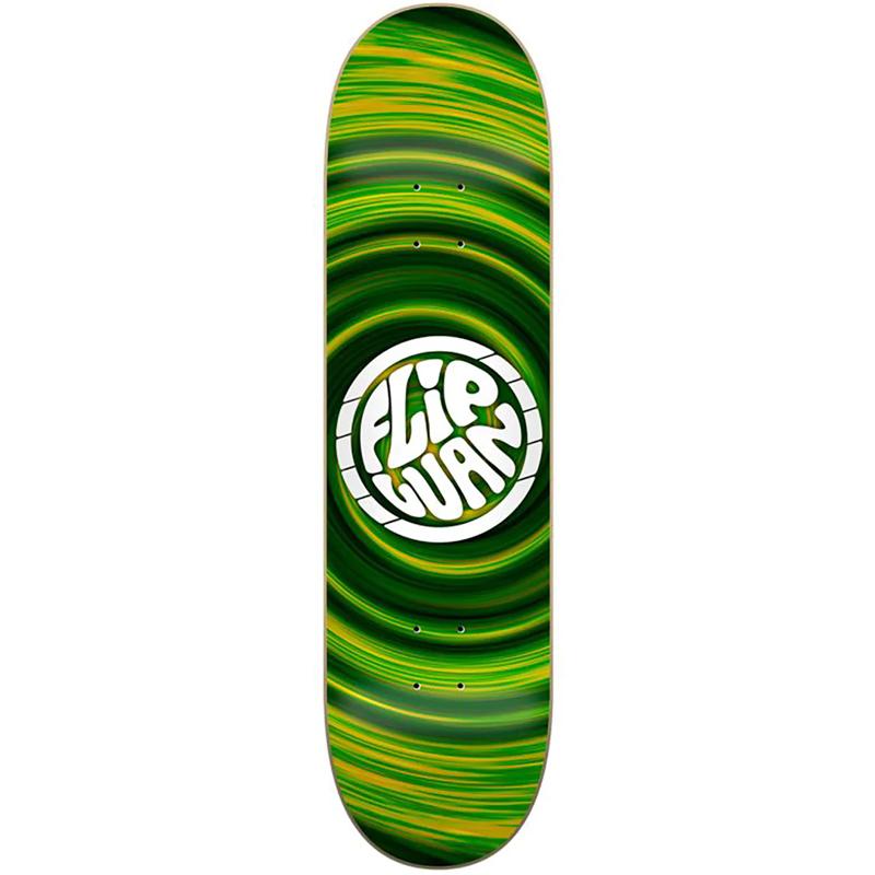 Flip Oliviera Hipnotic Skateboard Deck 8.13