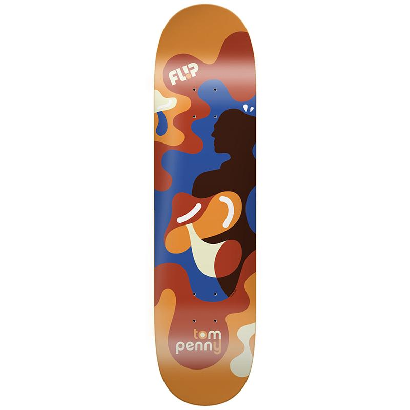 Flip Penny Kaja Skateboard Deck 8.3