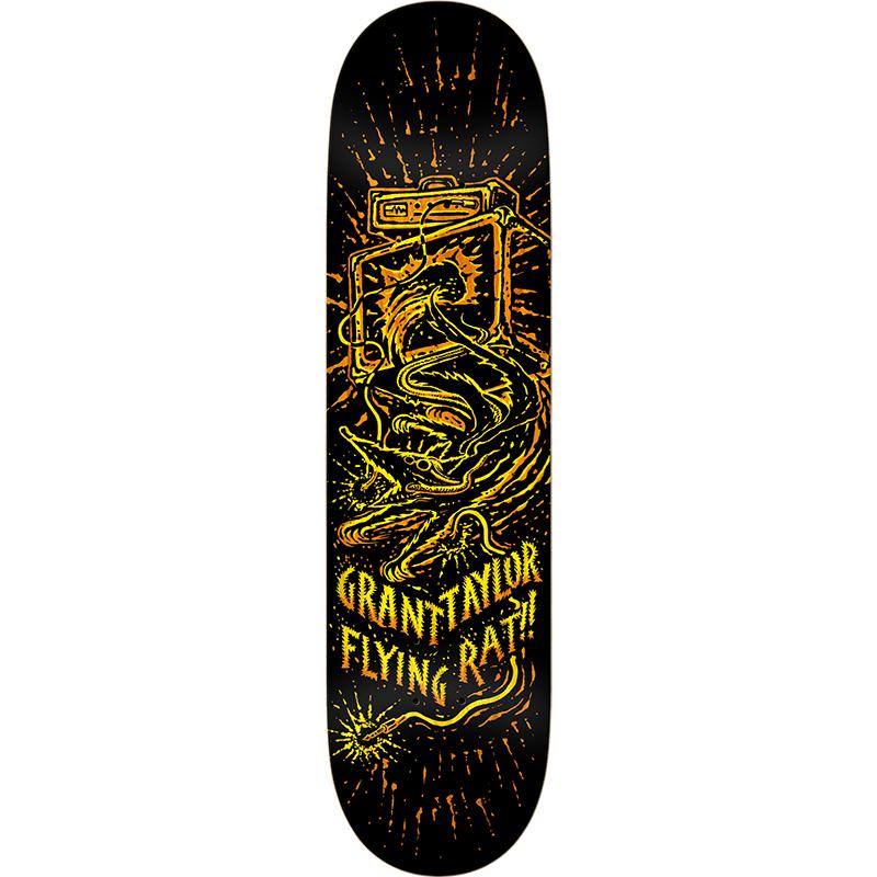 Flying Rat Grant Taylor 2 Full Skateboard Deck 8.5