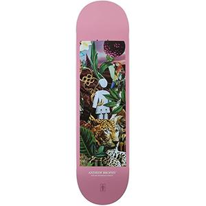 Girl Andrew Brohpy Jungle Skateboard Deck 8.25