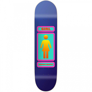 Girl Andrew Brophy 93 Til Skateboard Deck 8.25