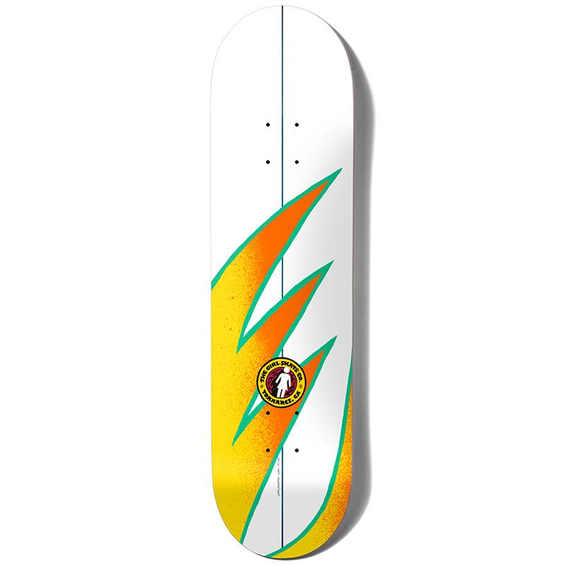 Girl Bannerot GSSC Skateboard Deck 8.25