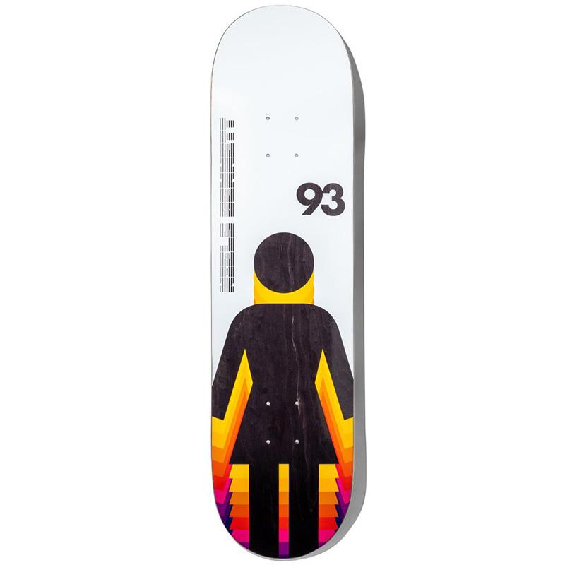Girl Bennett Future Ogt Skateboard Deck 8.25