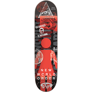 Girl Biebel Conspir OG Skateboard Deck 8.0