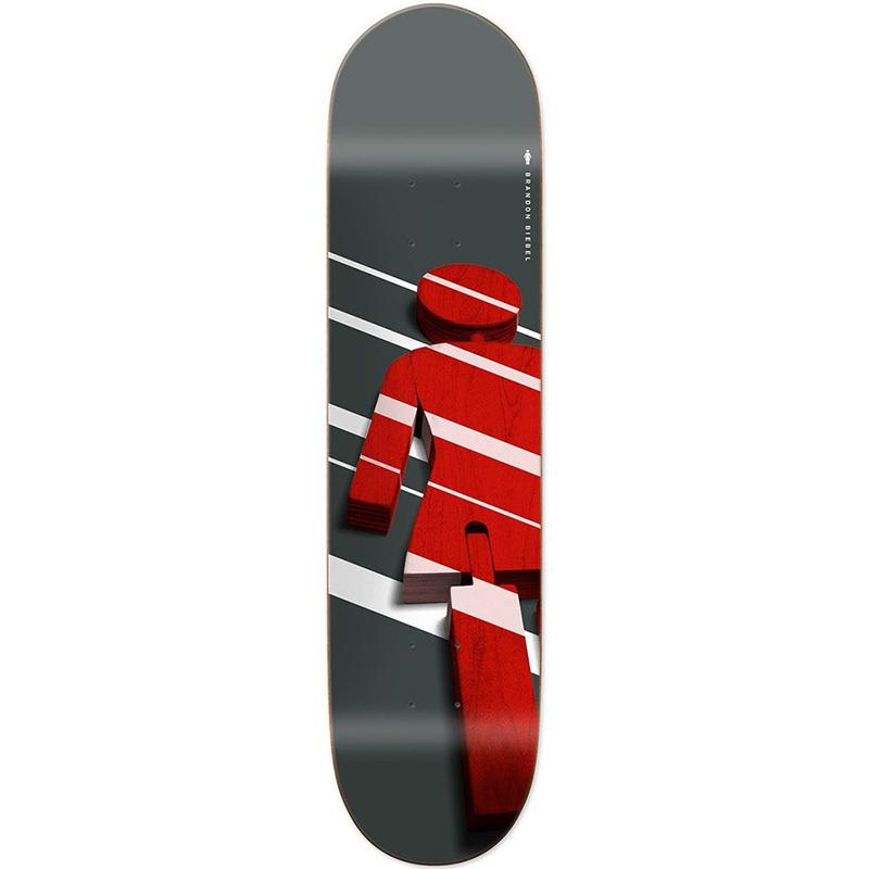 Girl Biebel Shutter Og Skateboard Deck 8.0