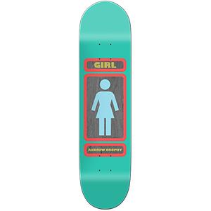 Girl Brophy 93 Til Skateboard Deck 8.0