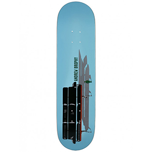 Girl Brophy Chairs Skateboard Deck 8.5