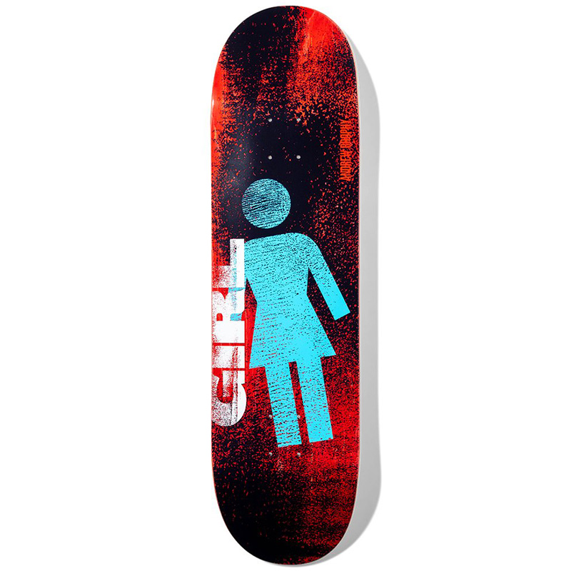 Girl Brophy Roller OG Series Skateboard Deck 8.125