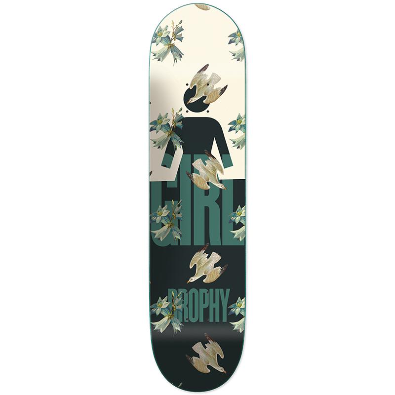 Girl Brophy Sanctuary Skateboard Deck 8.0