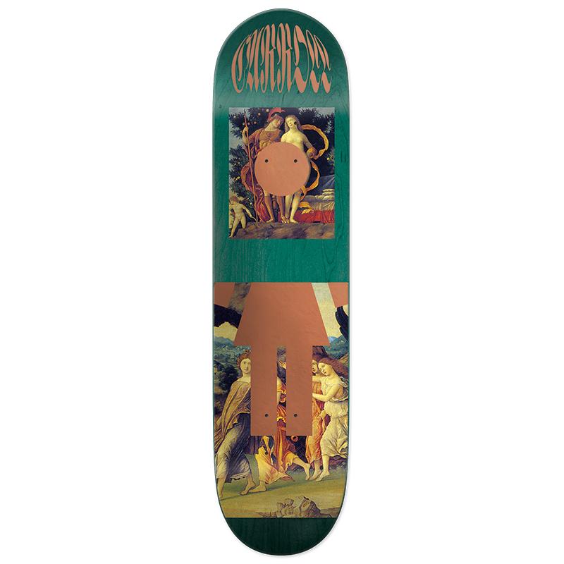 Girl Caroll Renaissance OG Skateboard Deck 8.375