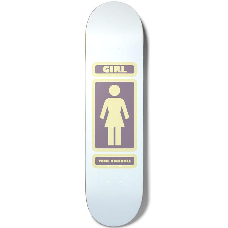 Girl Carroll 93 Til Skateboard Deck 8.375