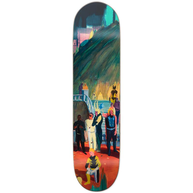 Girl Carroll J. de Balincourt Studio Series 3 Skateboard Deck 8.375