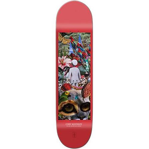 Girl Cory Kennedy Jungle Skateboard Deck 8.375