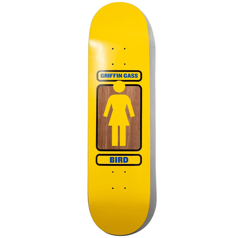Girl Gass 93 Til Skateboard Deck 8.0