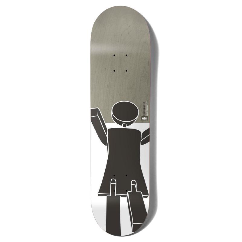 Girl Gass Marionettes Skateboard Deck 8.0