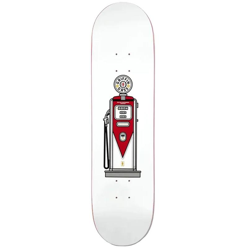 Girl Gass One Off Skateboard Deck 8.25