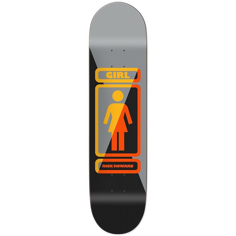 Girl Howard 93 Til Skateboard Deck 8.5