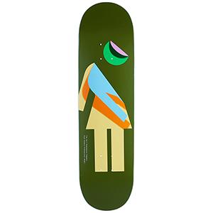 Girl Howard Folded OG Skateboard Deck 8.5