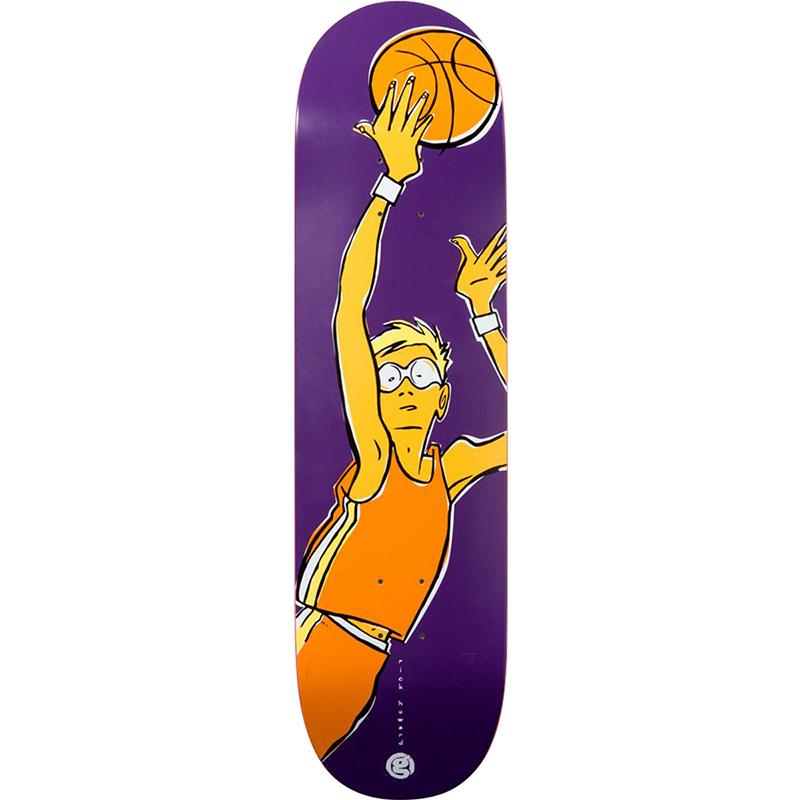 Girl Howard Jenks Basketball Skateboard Deck 8.5