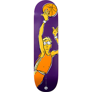 Girl Howard Jenks Basketball Skateboard Deck 8.5