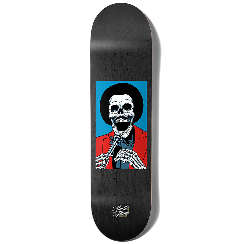 Girl Howard Skull Of Fame Skateboard Deck 8.25